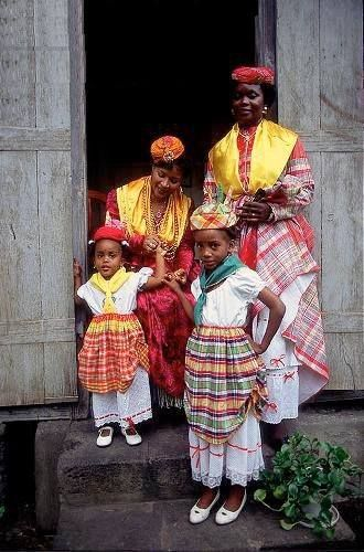 242 Best Images About Traditional Dress Caribbean On