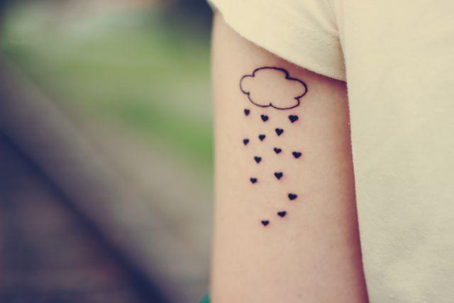 Tatuagem de Melina Souza