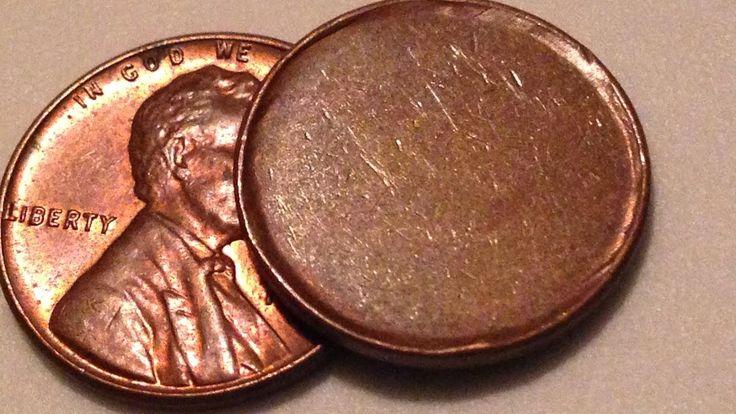 Blank Coin Numismatic coins