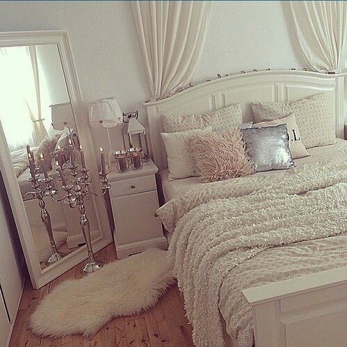 Image via We Heart It https://weheartit.com/entry/166966586 #amazing #beautiful #bed #bedroom #bedrooms #clear #cream #girl #girls #girly #goals #grunge #home #light #lights #love #perfect #pillows #pretty #room #tumblr #white #dreambedroom