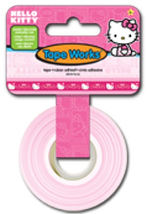 Trends International - new Hello Kitty Tape Works.