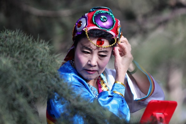 Vernal Equinox Day;  China;  March 20, 2013;  Among other events on this day, ancient Confucian rites honoring Korean and Chinese sages are held in South Korea, at the Confucian Shrine at Sungkyunkwan University, north of Seoul. The same ceremony recurs on Autumnal Equinox Day.