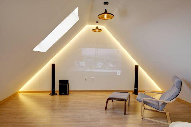 One Roof House: mlnp architects의 translation missing: kr.style.거실.modern 거실