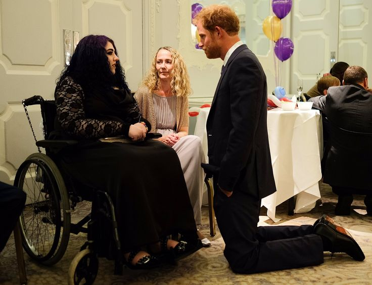 """Kensington Palace on Twitter: """"Prince Harry: """"The #WellChildAwards is one of those moments in life when you are left in awe at the strength of human character."""""""