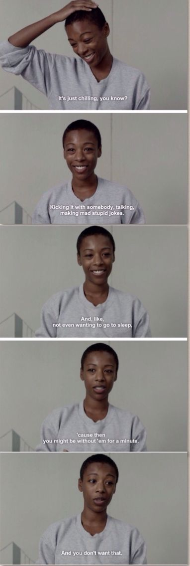 Poussey. Orange is the New Black Season 2