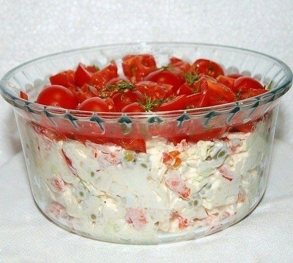 Я предлагаю свой вариант салата «Красная шапочка», который получился очень вкусным. Так что советую непременно попробовать его сделать, он не оставит вас равнодушным и будет частенько появляться на …