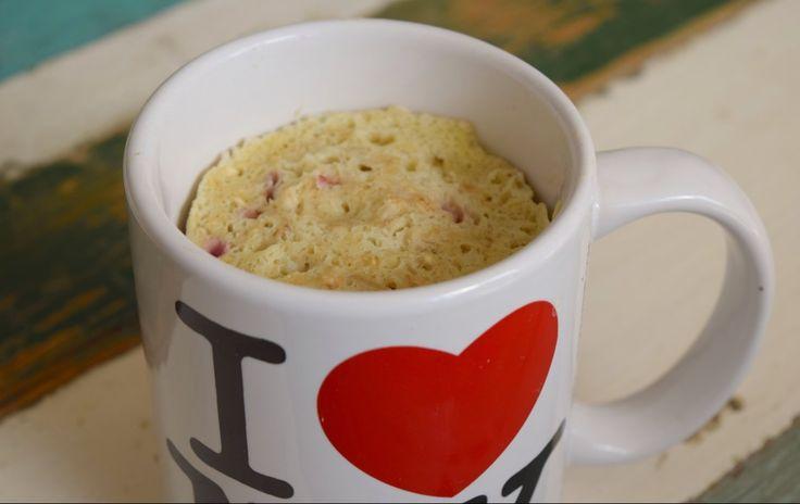 ontbijt uit een mok