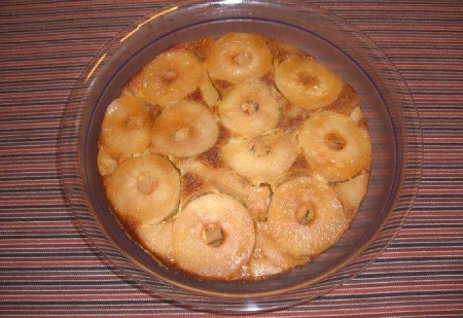 Zabpelyhes borított almás recept képpel. Hozzávalók és az elkészítés részletes leírása. A zabpelyhes borított almás elkészítési ideje: 45 perc