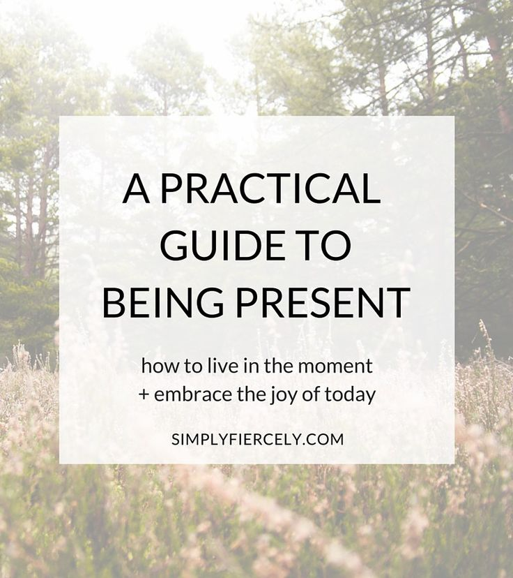 Do you always have a countdown? Are you waiting to enjoy life or are you living in the present moment?  If you fall into the first camp, here are a few practical ideas to help you live in the moment and embrace the joy of today.