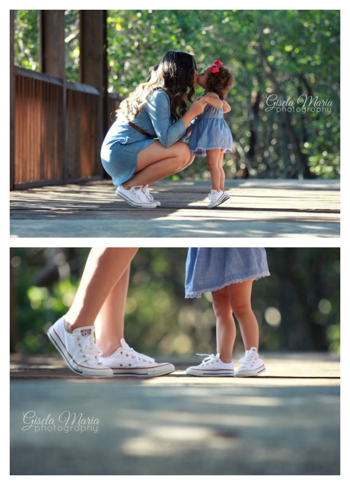 Enjoyed shooting this session. Matching from head to toe, Brittany and her daughter, Juliette's mommy and me photoshoot. denim dresses and white converses...loved it! for more visit my instagram @giselamariaphotography