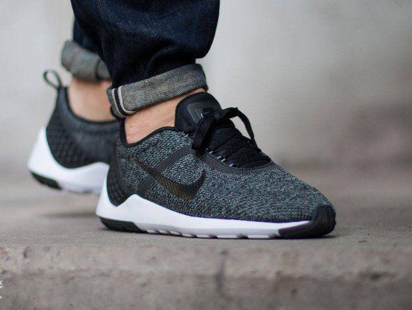Nike Lunarestoa 2 SE Black Anthracite Grey