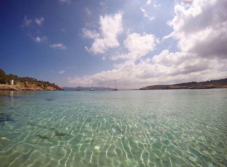 #ibiza #sea #spain #sky