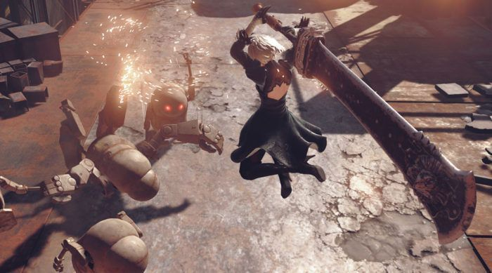 NieR: Automata May Come to Xbox One Will Be Optimized for PS4 Pro http://ift.tt/2fINQYE