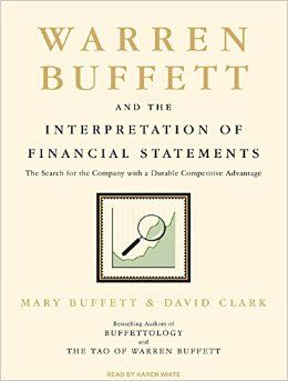 The Stock Trader Blog's Post - Warren Buffett and the Interpretation of Financial Statements (Book Review #2)