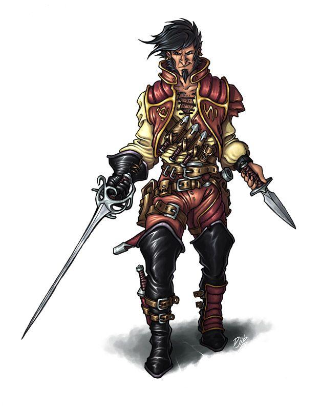 Best Weapon In Pathfinder Assassin Build