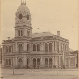 Norwood Town Hall 1880