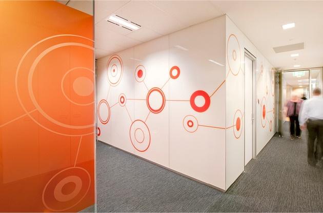 25 Best Office Wall Graphics Ideas On Pinterest Office Wall Design Office