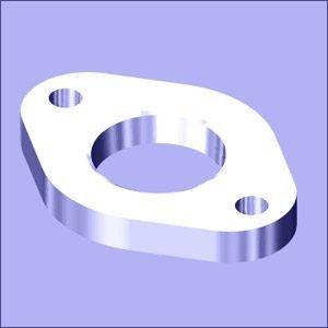 - flanse inox, otel, aluminiu executate dupa DIN , ISO sau STAS – flanse cu forme speciale si gauri date – roti dintate – flanse de cuplaj si antrenare