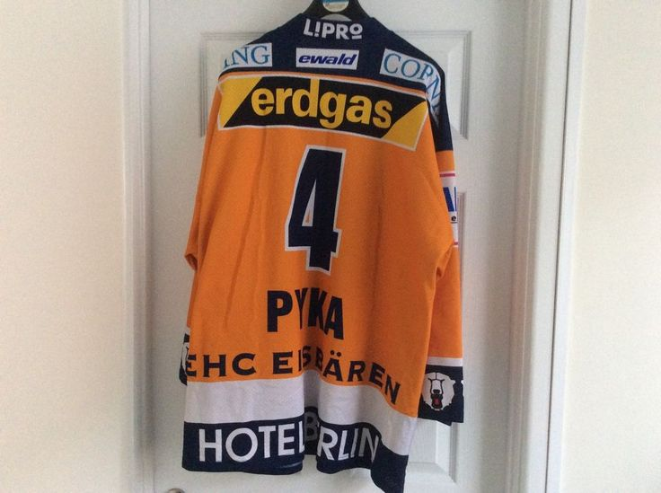 Nico Pyka shirt XL. Used, but in excellent condition | eBay!