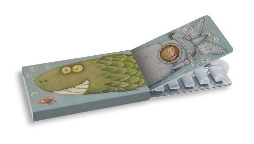 Kdo řídí vás #ilustration #ilustrace #ChewingGums #žvýkačky #CharityGums