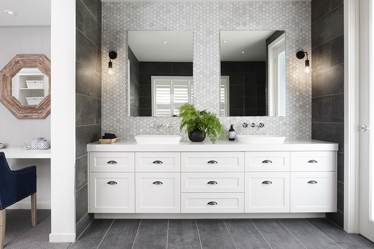 Hamptons Inspired.. The Montauk 49 Display by Boutique Homes VIC…