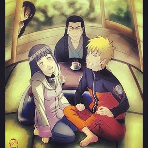 Fanfic / Fanfiction de Naruto - Os opostos se atraem - Capítulo 10 - A volta