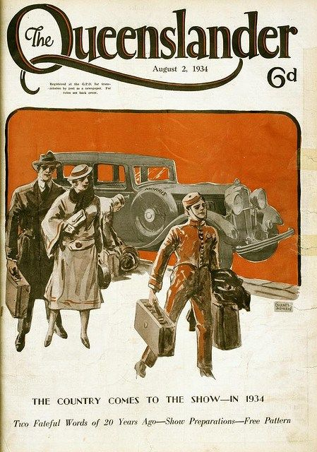 The Queenslander Magazine - August 2, 1934.