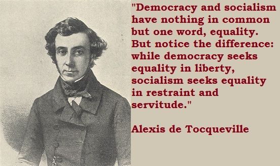 de Tocqueville on Freedom