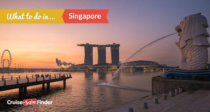 Singapore Cruise Port Guide