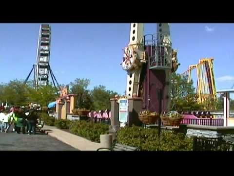 This Is Geauga Lake - Amusement Park Remembered 1887 - 2007