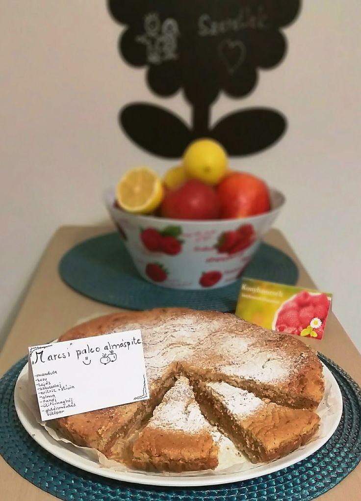 Ennek a finom sütinek a receptjét Marcsi barátnőmnél láttam néhány hónappal ezelőtt. Tudni kell Róla (Marcsiról, nem a sütiről :) )...