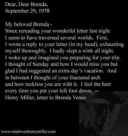 Brenda miller lyric essay