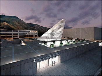 Proposed Air Force Academy Skylight