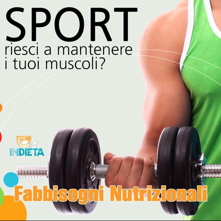 Nutri a sufficienza la tua massa muscolare per mantenerla? #capirelanutrizione