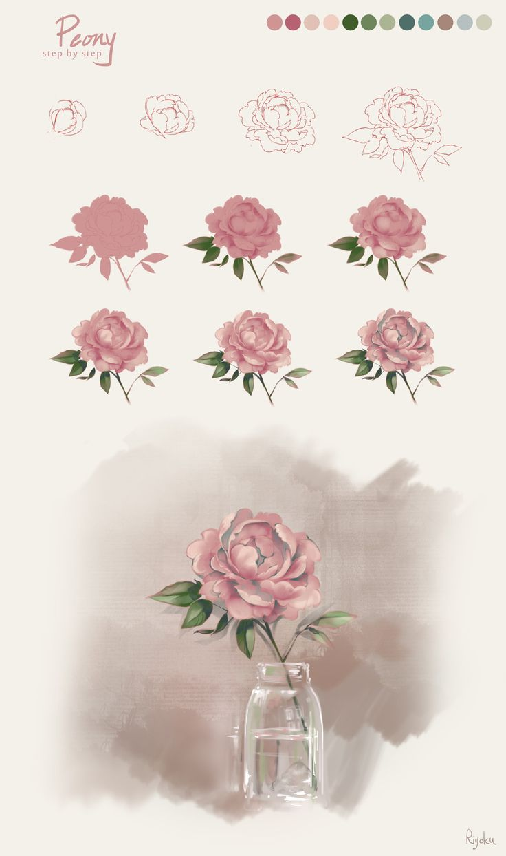 Drawing tutorials - Nature - PART 1 - Imgur