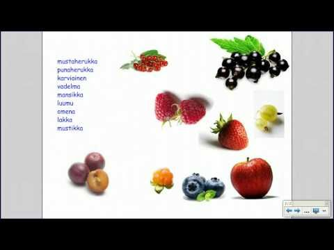 ▶ Herkkuja puutarhasta - YouTube (video 0:51).