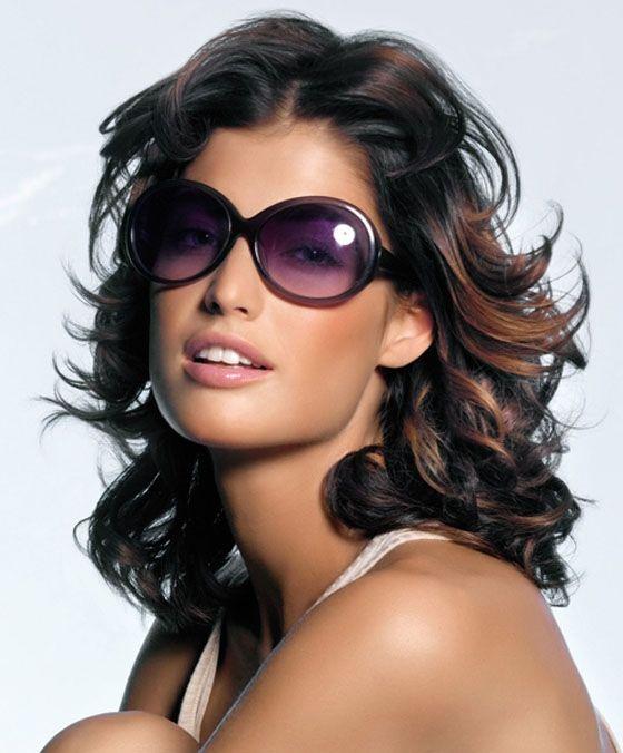 2012 Glossy Shoulder-Length Haircuts - mlejit.com
