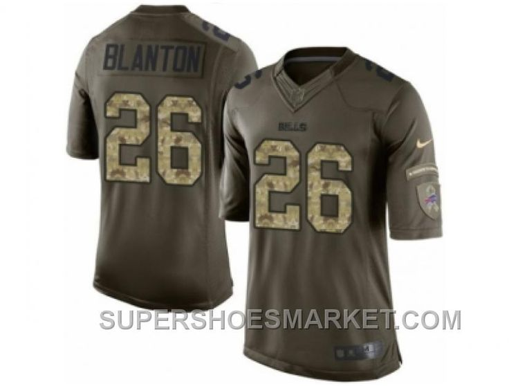 http://www.supershoesmarket.com/mens-nike-buffalo-bills-26-robert-blanton-limited-green-salute-to-service-nfl-jersey-for-sale-xxkpx.html MEN'S NIKE BUFFALO BILLS #26 ROBERT BLANTON LIMITED GREEN SALUTE TO SERVICE NFL JERSEY FOR SALE XXKPX Only $23.52 , Free Shipping!