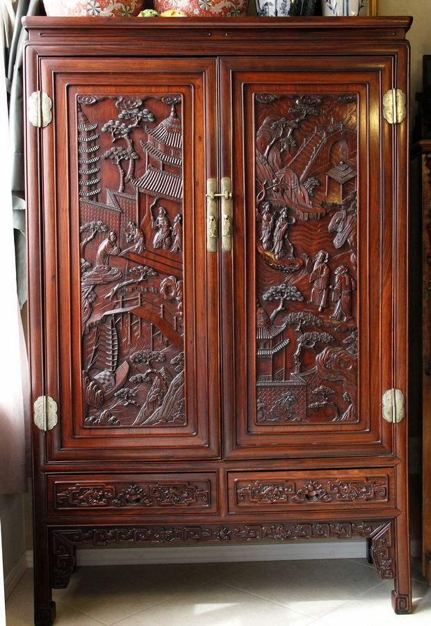 Antique Chinese Wood Furniture Classical Chinese Furniture