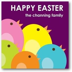 34 best easter brightness images on pinterest easter ideas easter fun easter gift tags hello little one majestic purple front negle Images