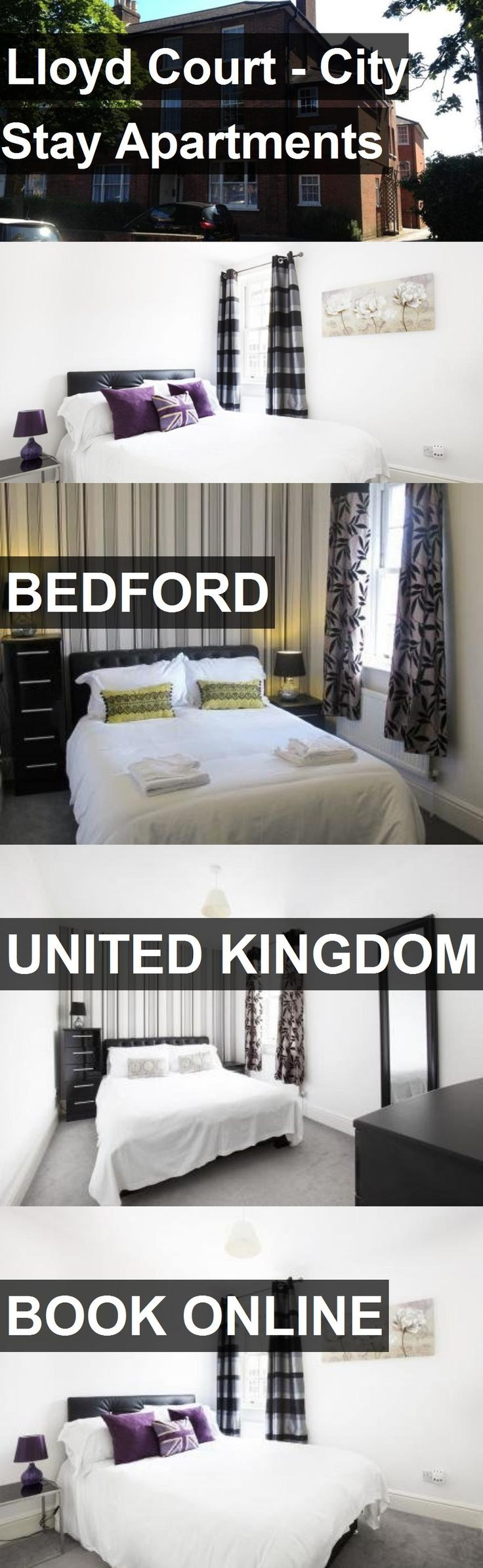 Lloyd Court - City Stay Apartments in Bedford, United Kingdom. For more information, photos, reviews and best prices please follow the link. #UnitedKingdom #Bedford #travel #vacation #apartment