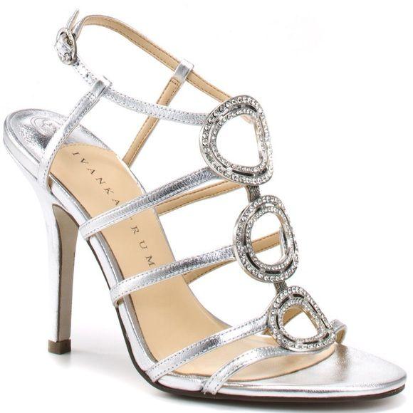 "SALE Ivanka Trump Heels  Ivanka Trump Heels  Gently Worn once, still in great condition | Size 8.5 M | Approx 4.5"" Heel Ivanka Trump Shoes Heels"