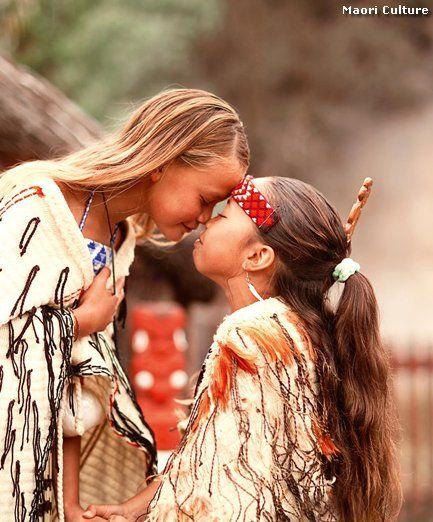 New Zealand Maori Culture Greeting www.transfercar.co.nz
