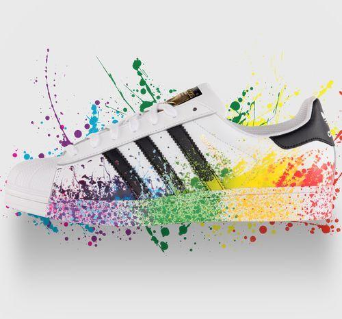 Adidas Superstar Tumblr Colores