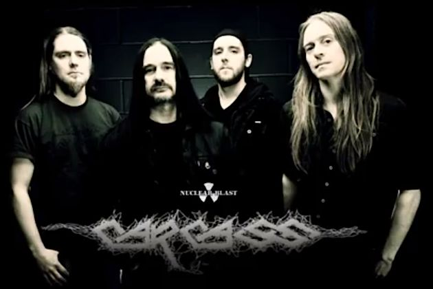 """CD REVIEW: Carcass """"Surgical Steel"""" (Nuclear Blast) ~ http://blog.jsrdirect.com/cd-review-carcass-surgical-steel-nuclear-blast/"""