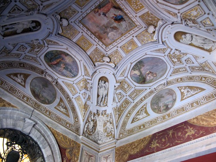 Vestibolo_quadrato,_con_affreschi_di_daniele_da_volterra_e_girolamo_da_carpi,_01.JPG (2816×2112)