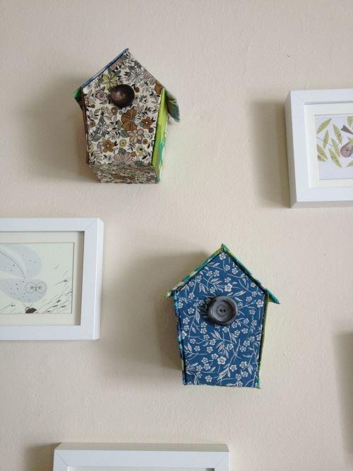 bird house tutorial