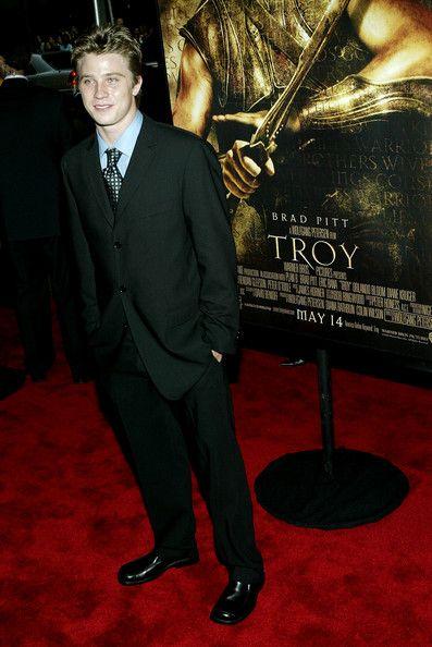 Garrett Hedlund como Patroclus. Premiere #GarrettHedlund #Patroclus #Troia #Troy #BradPitt