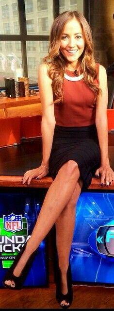 "Kay Adams is an American Sportscaster born in St. Louis, Missouri, USA- ""Good Morning Football"" NFL NETWORK (b. c. 1990-)."