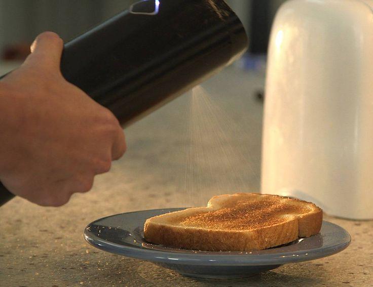 Biem Butter Sprayer Makes Any Block of Butter Sprayable